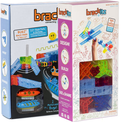 124 pc Brackitz Explorer Set - Brackitz