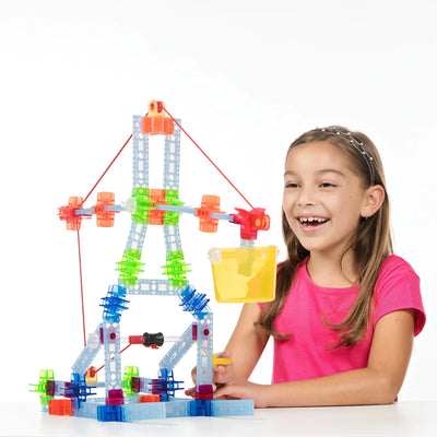Master STEAM Center 1430-Piece Set