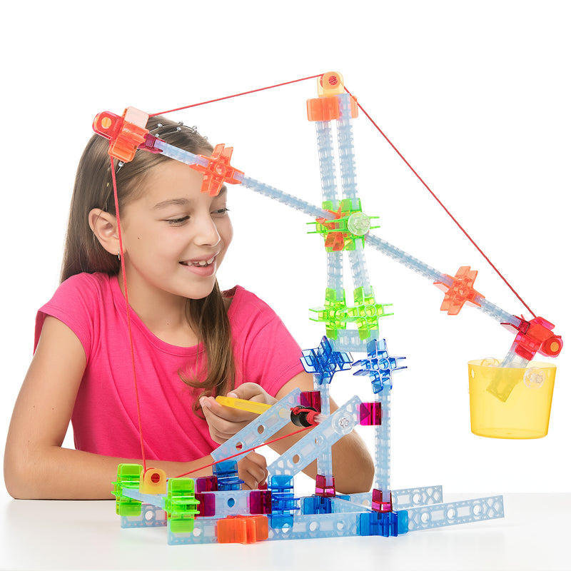 143 pc Brackitz Master Building Set - Brackitz