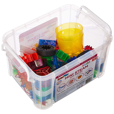Mini STEAM Center, 204-Piece Set