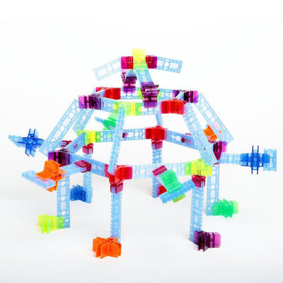 Brackitz educational toy space ship