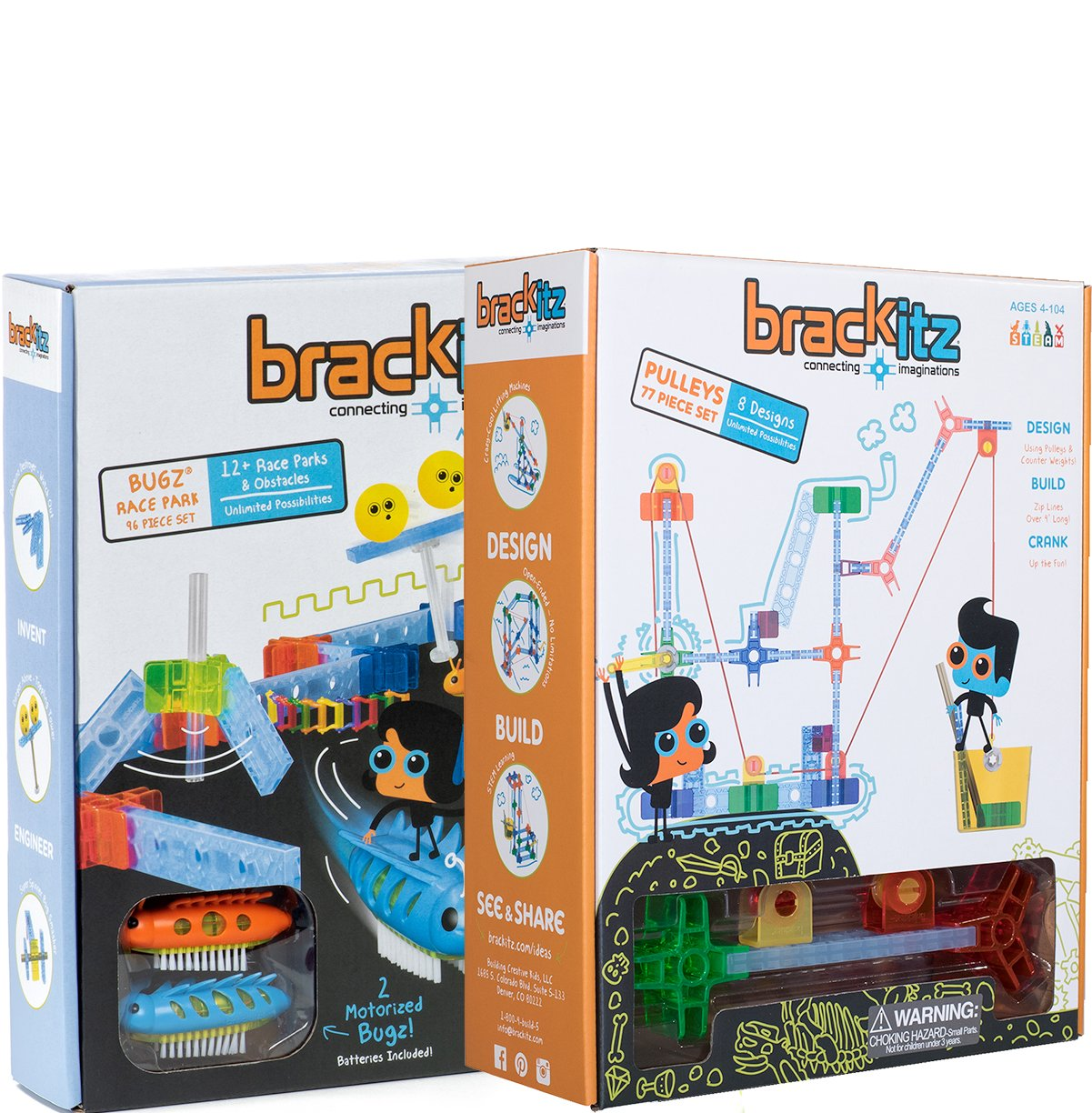 Pulley Adventure 173-Piece Set