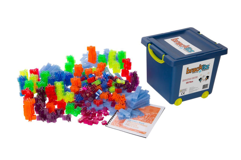 Brackitz Educational 500 Piece Set - Brackitz