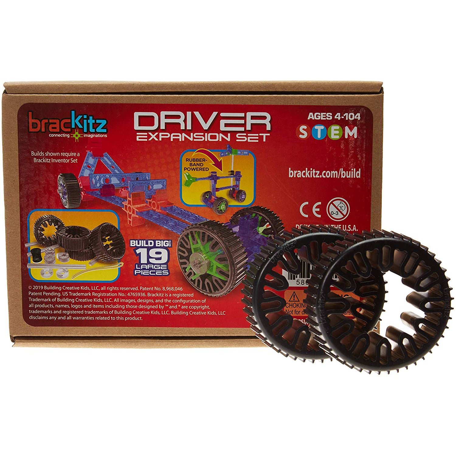 Driver Parts Expansion 19-Piece Set