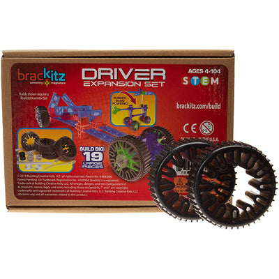 19 pc Driver Parts Expansion Set