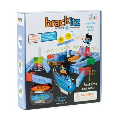 Bugz Race Park 96 Piece Set - Brackitz