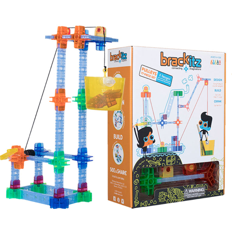 Pulley 77-Piece Set