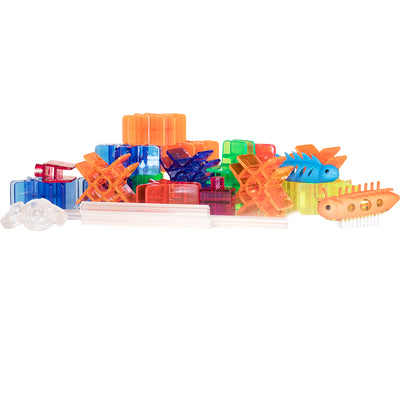 Bugz Playpark 47 Piece Set - Brackitz