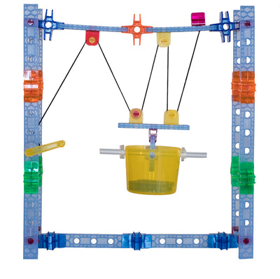 Pulleys Adventure 124-Piece Set