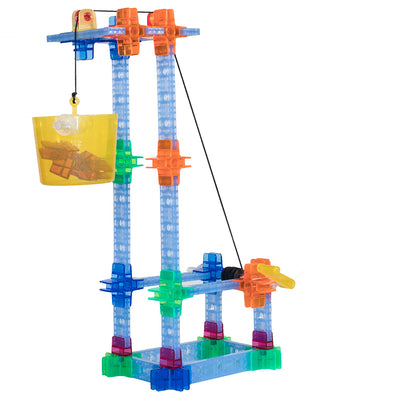 21 pc Pulley Expansion set for Kids stand alone pulley