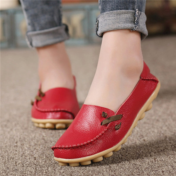 Fashion Casual Slip On Soft Loafers