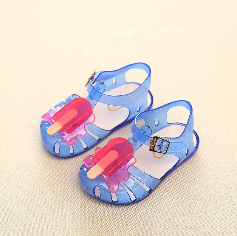 Mini Melissa Jelly Ice Cream Sandals