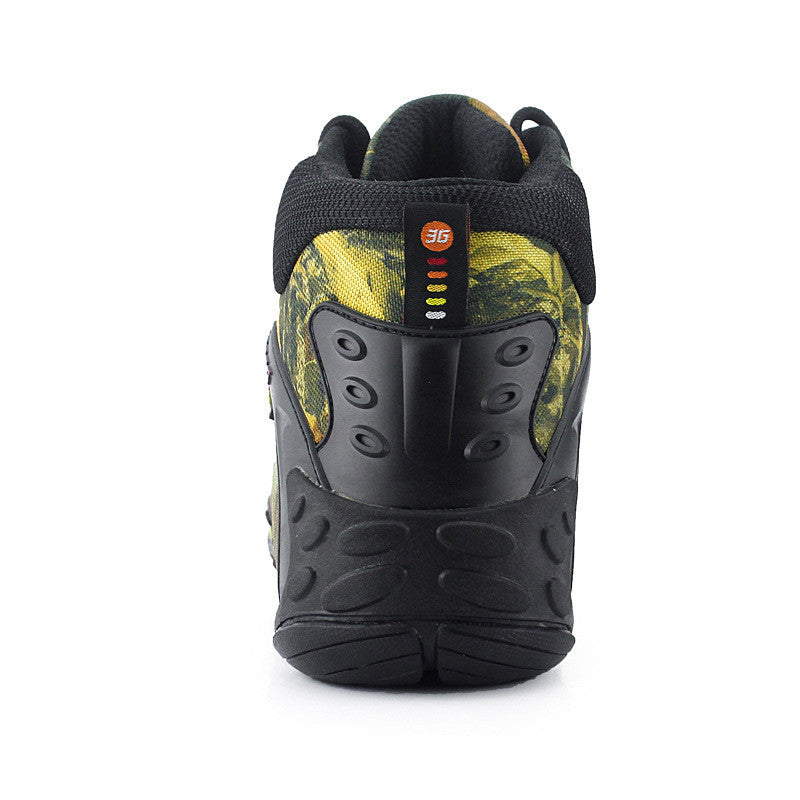 Waterproof outdoor mountain trekking hunting shoes - TUFOR JAYS