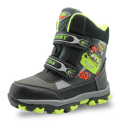 Waterproof Wool lining Boy's boots