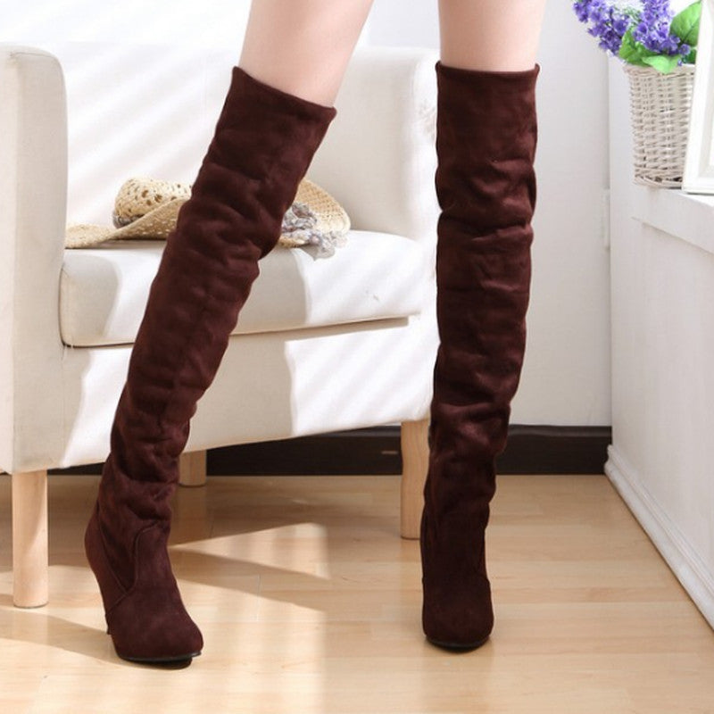 Over the Knee Lady Fashion Winter High Boots