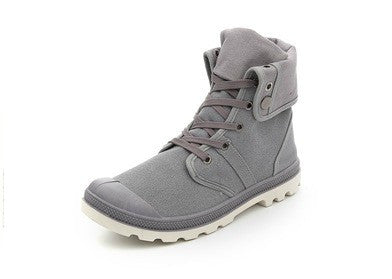 Fashion Canvas Military High-top - TUFOR JAYS