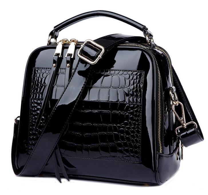 Crocodile Fashion design luxurious shoulder bag