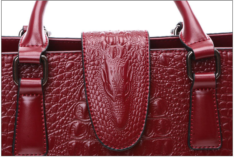 Genuine leather 2017 Crocodile Designer High Quality Purse