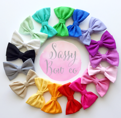 Madi Cotton Bows