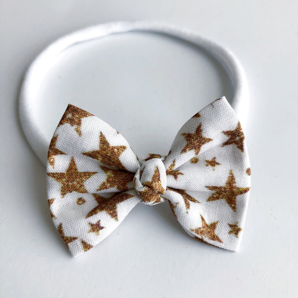 "Twinkle Twinkle Little Star 2"" Chloe bow"