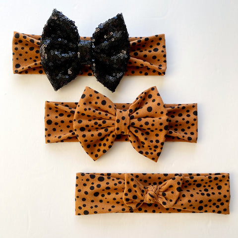 Fall Dottie Headbands