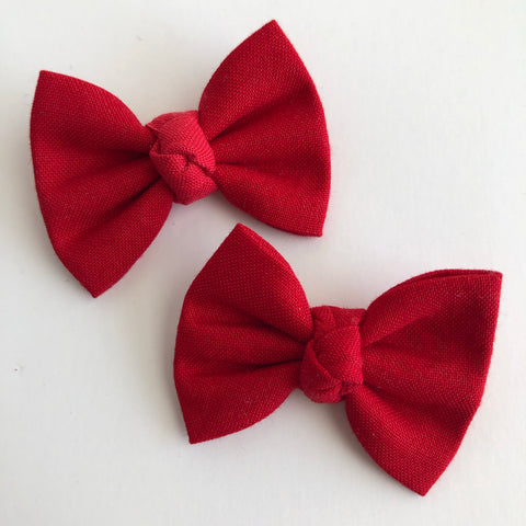"Red 2"" pigtail set"