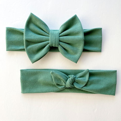 Sage Green Headbands