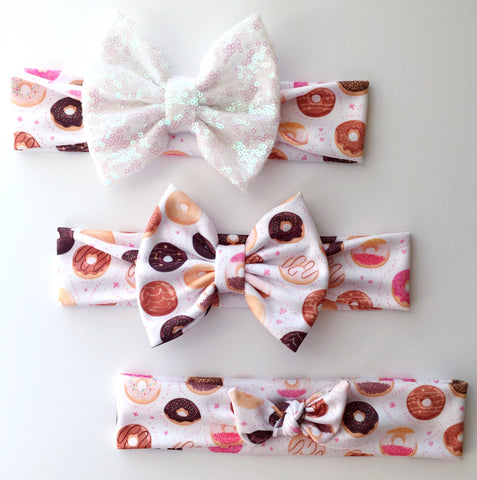Donut Headbands