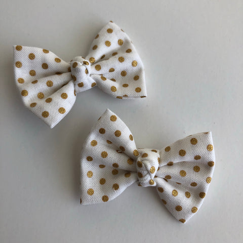 "Gold Dot 2"" pigtail set"