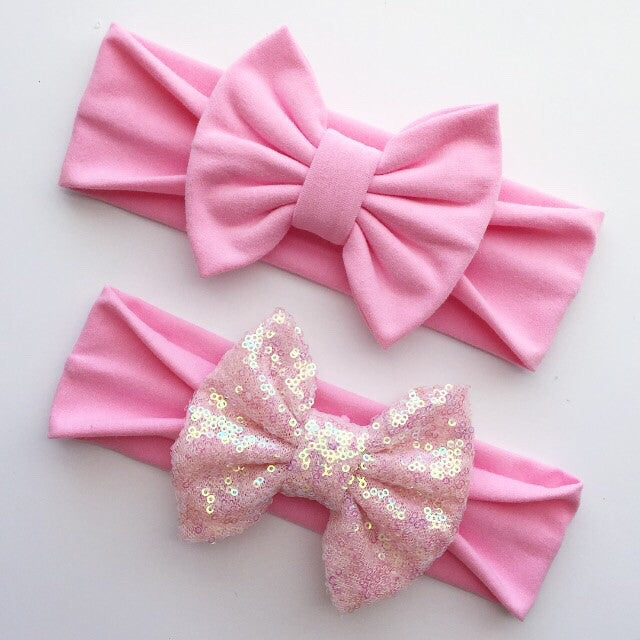 Candy Pink Headbands