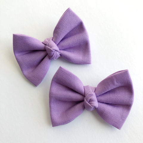 "Wisteria 2"" pigtail set"