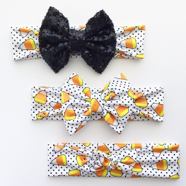 Candy Corn Headbands