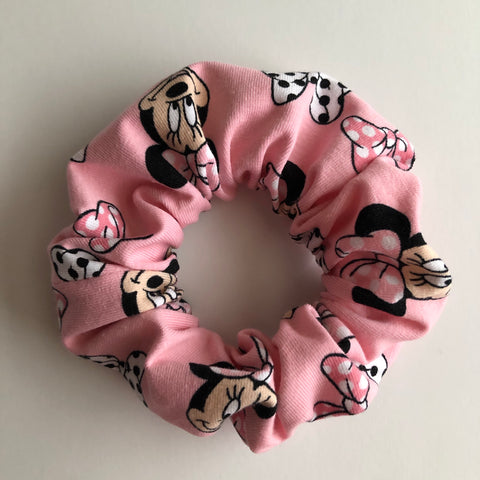 Minnie Bow Scrunchie