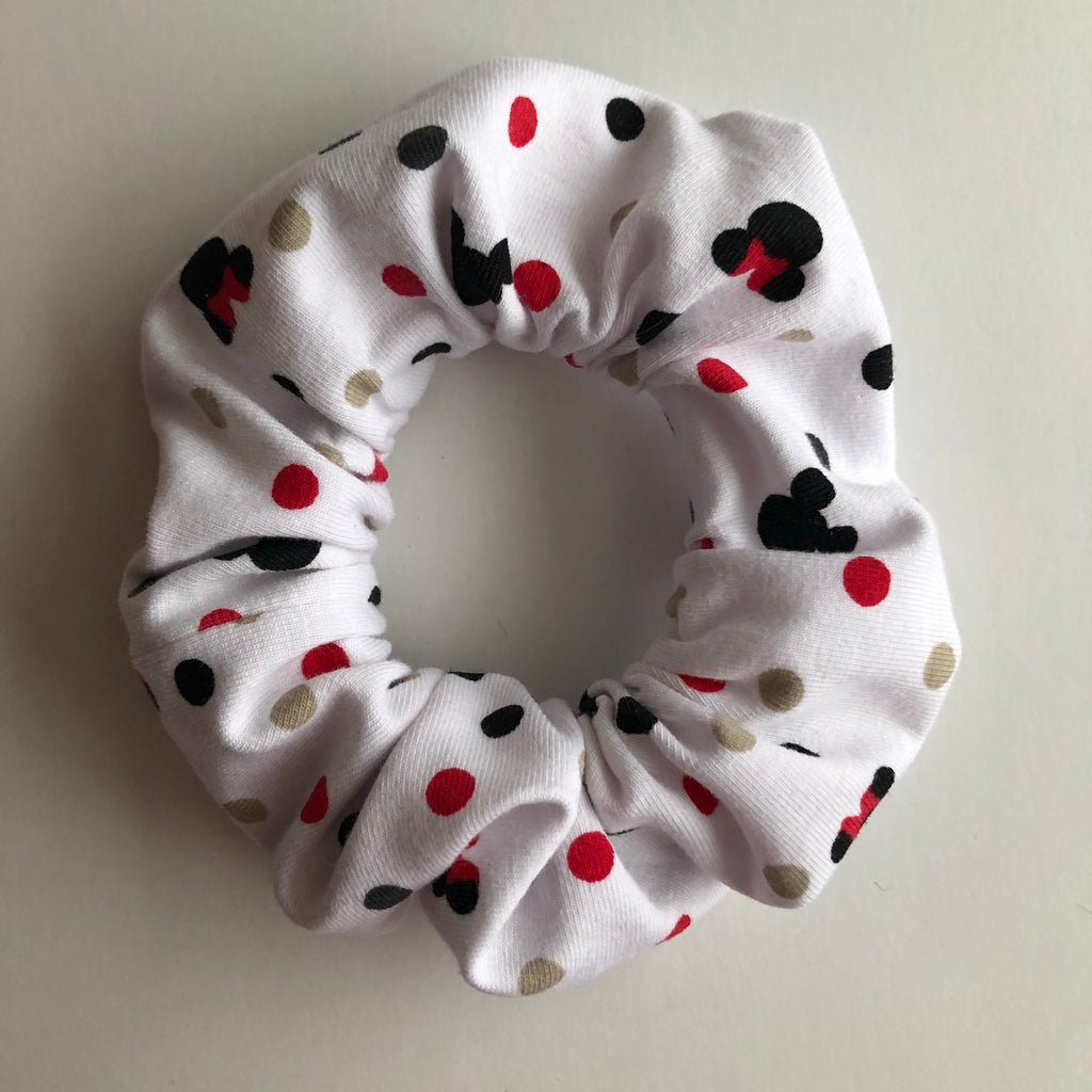 Minnie Dot Scrunchie