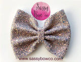 Large Whitches Brew Glitter Bow