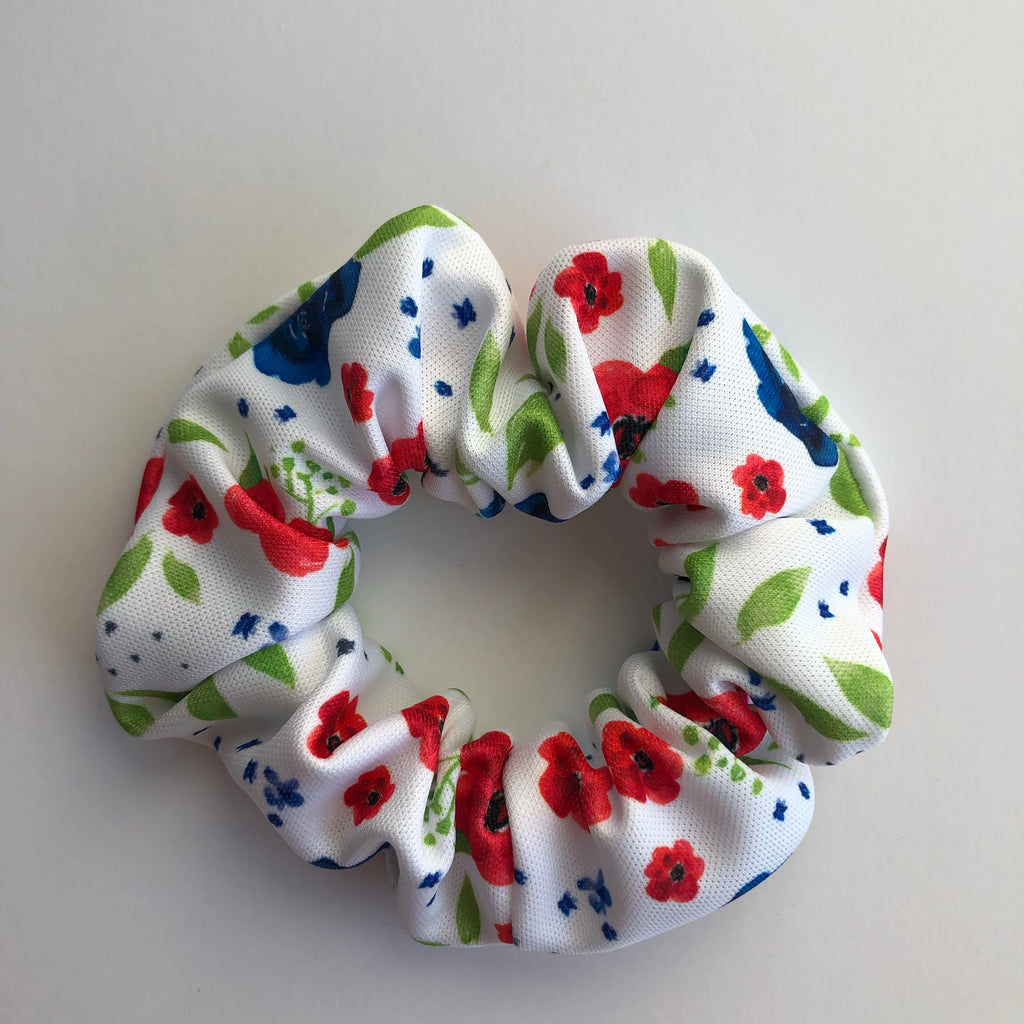 Lady Liberty Scrunchie