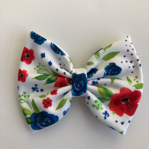 "Lady Liberty 4"" Capri Bow"