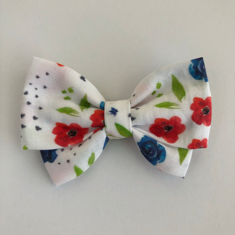 Lady Liberty Madi Cotton Bow