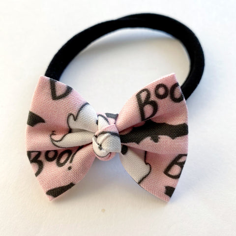 "Girly Ghost 2"" Chloe bow"