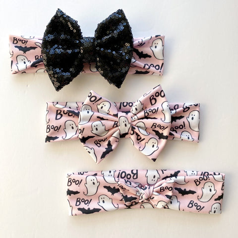 Girly Ghost Headbands