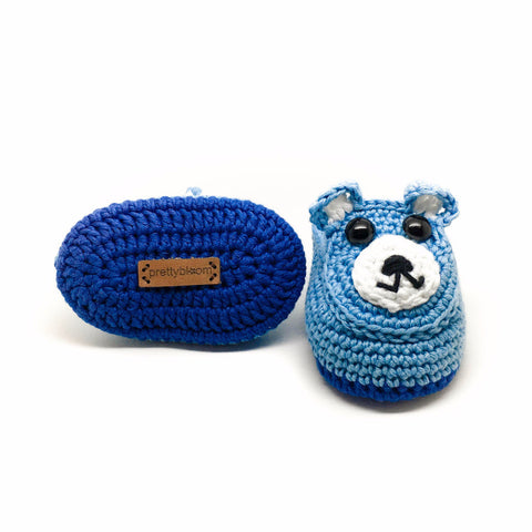 Teddy - Unique Baby Shoes for Little Boys! Prettybloom®