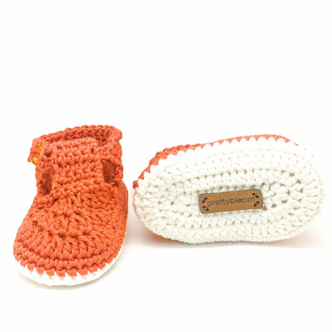 Little Orange - Unique Baby Shoes for Little Girls! Prettybloom®