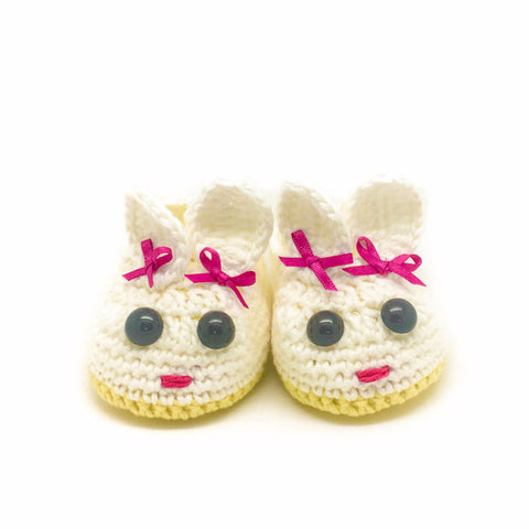 Bunny - Unique Baby Shoes for Little Girls! Prettybloom®