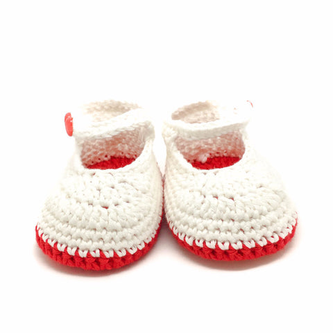 Elisabeth - Unique Baby Shoes for Little Girls! Prettybloom®