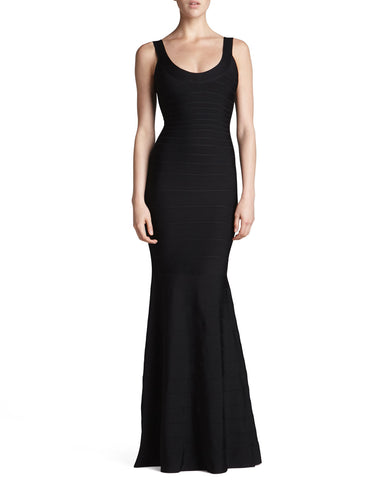 Ariana Scoop Neck Bandage Gown for $2.48 at Posh Girl