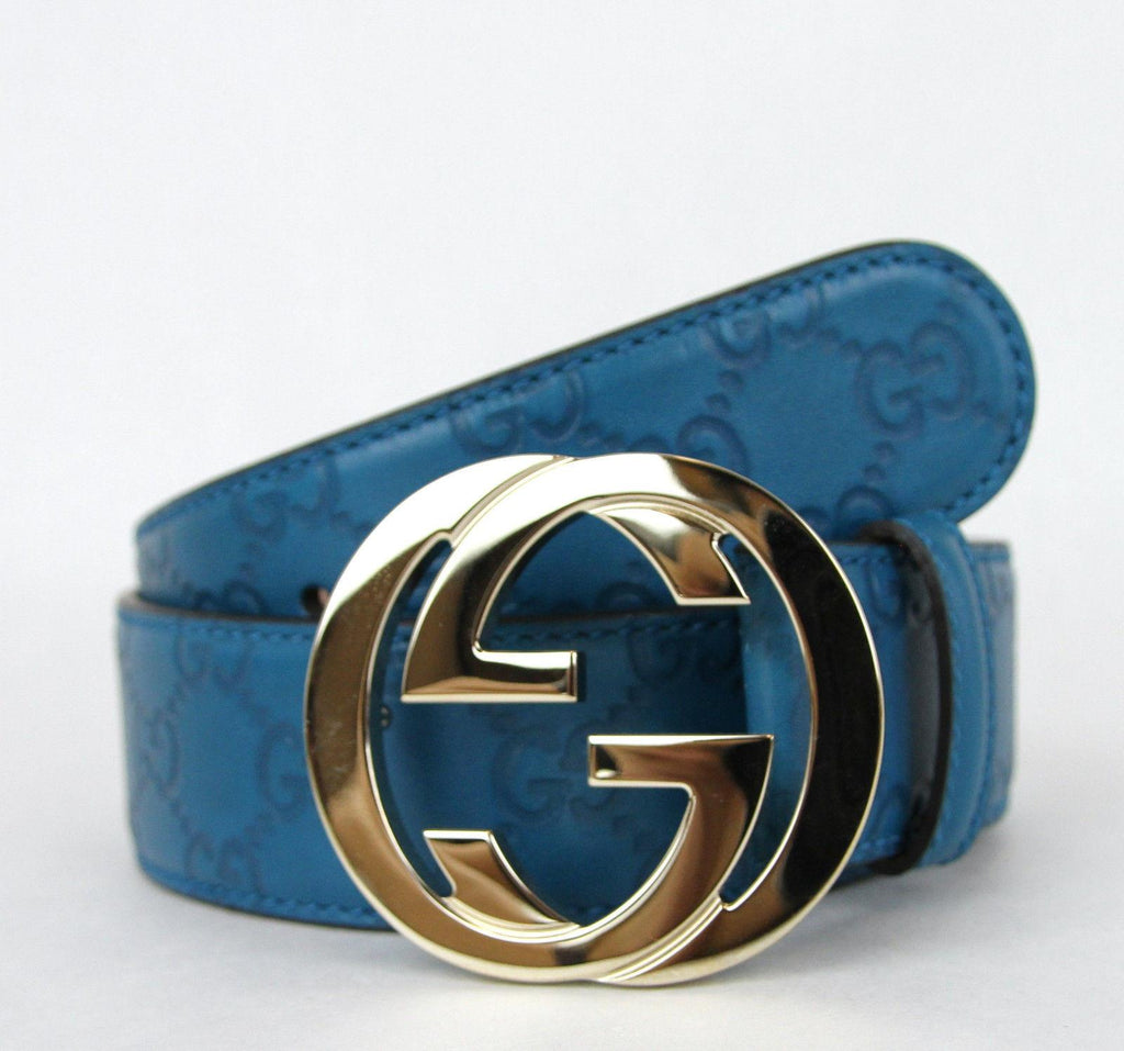 Accessories,GUCCI - GUCCI Belt W/Interlocking G Buckle