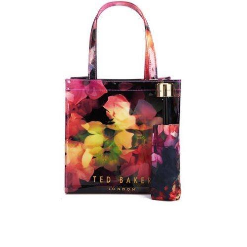 TED BAKER-Angelio Technicolor Umbrella Icon floral Tote Bag-TED BAKER-Posh Girl