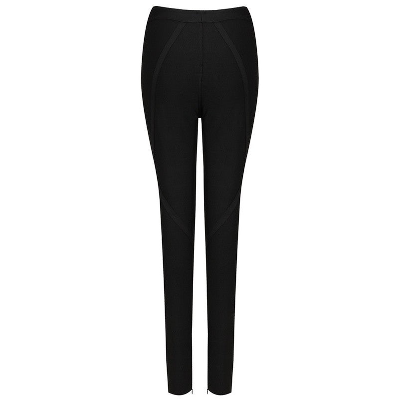 Posh Girl Reanne  Black Bandage Pants for $1.38 at Posh Girl