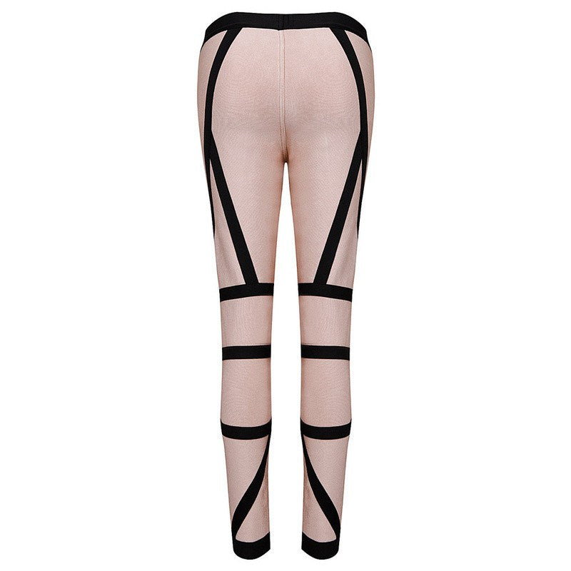 Reanne  Two Tome Bandage Pants for $1.38 at Posh Girl
