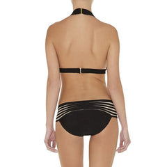 POSH GIRL Sofia Black Bandage Swimsuit for $1.28 at Posh Girl